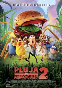 Cinema Familiar - Pluja de Mandonguilles 2