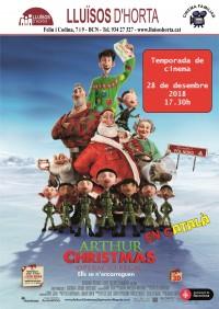 Cinema Familiar - Arthur Christmas