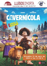 Cinema Familiar - Cavernícola