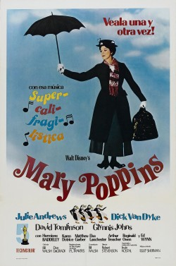 Cinema Familiar - Mary Poppins
