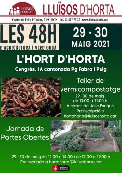 Les 48h d'Agricultura i Verd Urbà