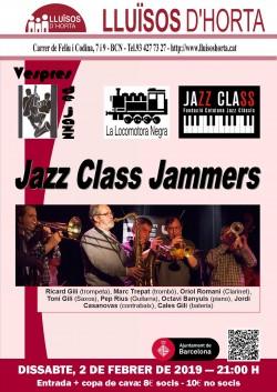 Vespres de Jazz - Jazz Class Jammers