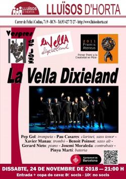 Vespres de Jazz - La Vella Dixieland
