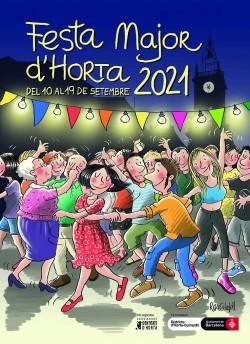 Festa Major d'Horta 2021 - Tarda de Cultura Popular