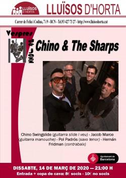 Vespres de Jazz - Chino & the Sharps