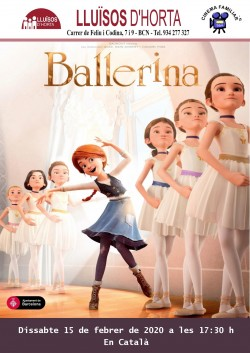 Cinema Familiar - Ballerina