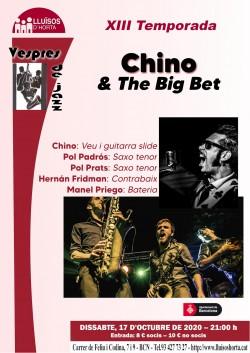 Vespres de Jazz - Chino & the Big Bet
